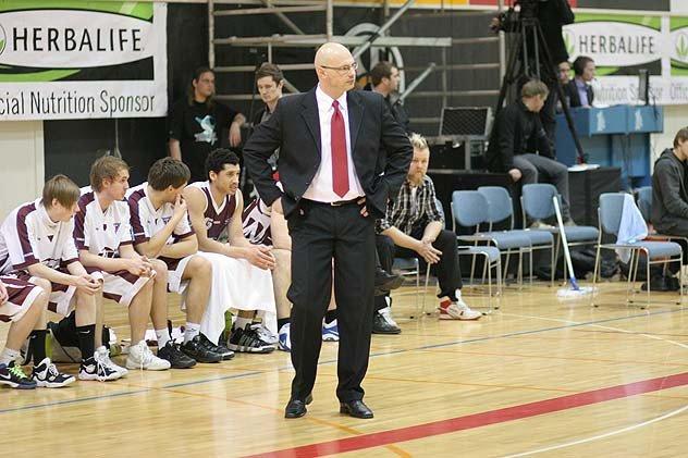 Coach Ilievski foto